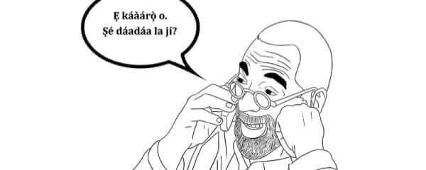Yorùbá Language Level 1