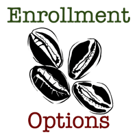 Enrollment Options PNG