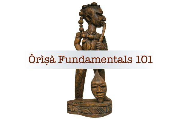 Òrìṣà Fundamentals 101. $75