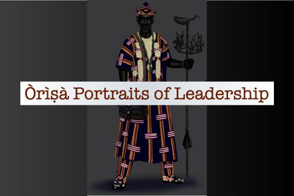 Òrìṣà Portraits of Leadership  $75