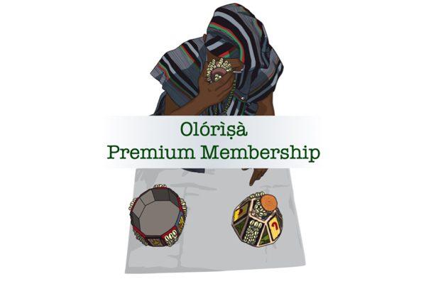 Olórìṣà Premium Membership JPEG