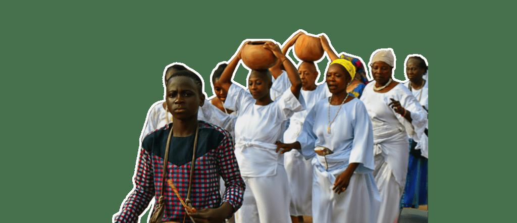 Yemọja Procession